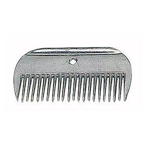 Aluminum comb for mane