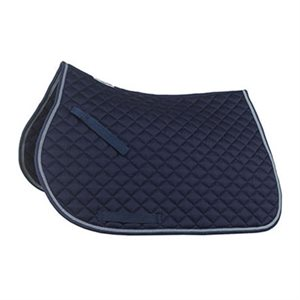 Horse Saddle Pad, Blue