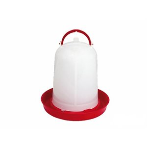 Eco chicken drinker, Red