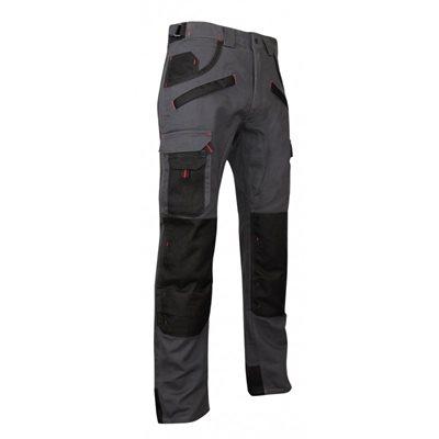 Pantalon Genouillères Premium - Argile - Gris 28