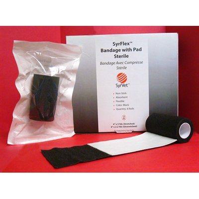 Bandage stérile Syrflex Noir *