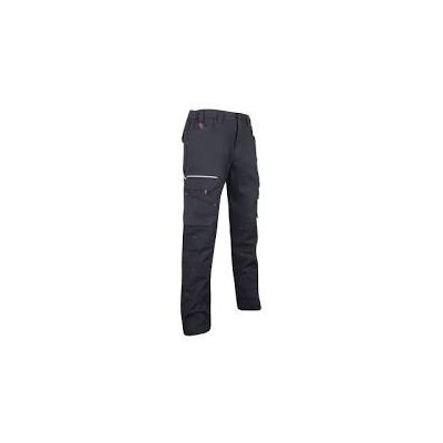 Pantalon Basalte Extensible - Noir - 28