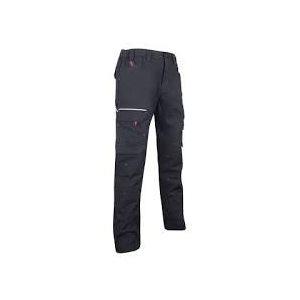 Pantalon Basalte Extensible - Noir