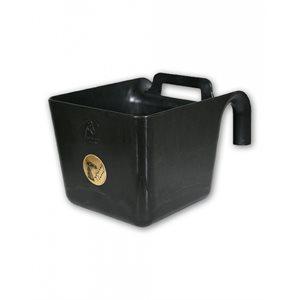 Mangeoire à crochet 11 litres - Noire