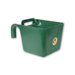 Mangeoire à crochet 11 litres - Verte *