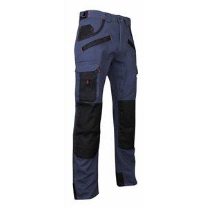 Pantalon genouillère bleu Briquet