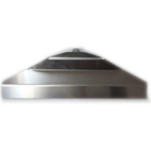 Gratte à fumier en aluminium