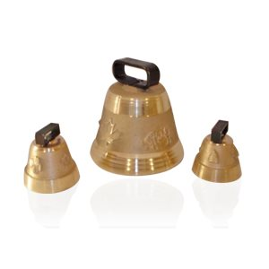 Cloche suisse en bronze 60 mm