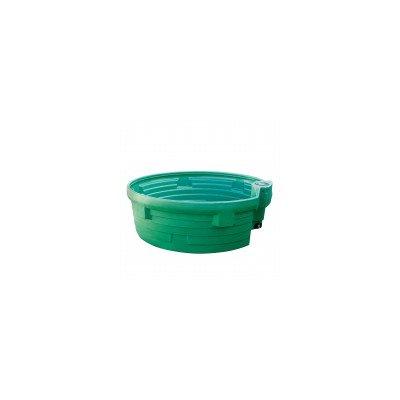 Abreuvoir PREBAC rond 1200 l. 180x60 cm, sans valve