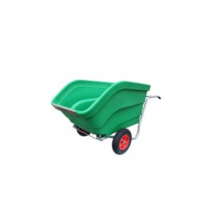 Dumping wheelbarrow 600 l.