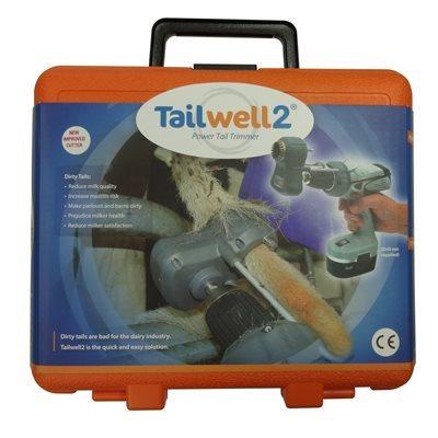 TailWell 2, appareil pour le rasage des queues