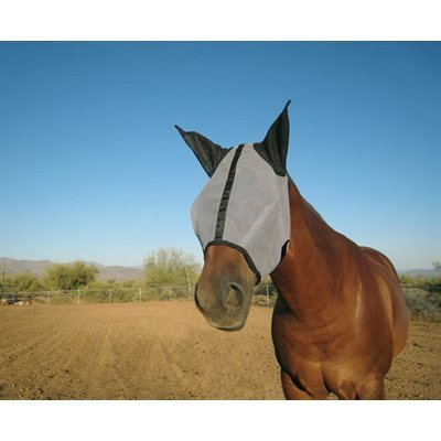 Masque anti-mouches avec oreilles (Yearling) *