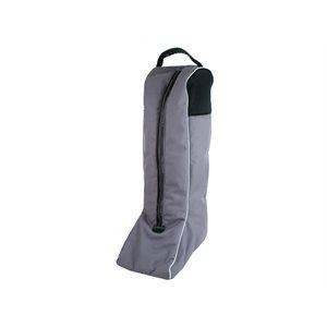 Navy blue english boot bag