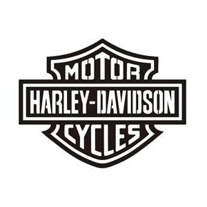 Décoration murale Harley Davidson