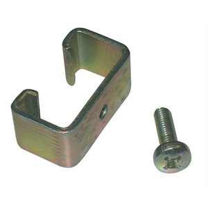 T-Post Universal Clamp Kit T-Post pkg / 2