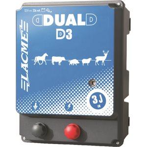 Électrificateur Dual 300. 3 J. *