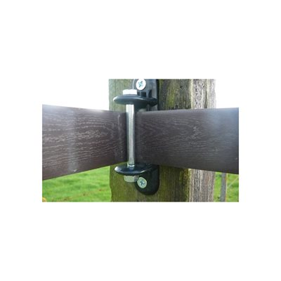 Isolateur d'angle pour ruban HIPPO SAFETY FENCE unite